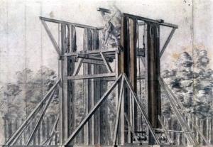 Installation_des_Chevaux_de_Marly_aux_Champs-Élysées_1794